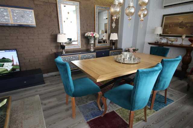 country yemek odası modelleri, masa, konsol, tv ünitesi, sandalye