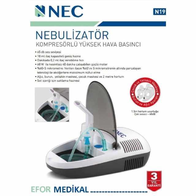 Nebulizatör Cihazları Satış Merkezi