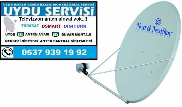 Tuzla Uydu Servisi Tuzla Çanakanten Servis