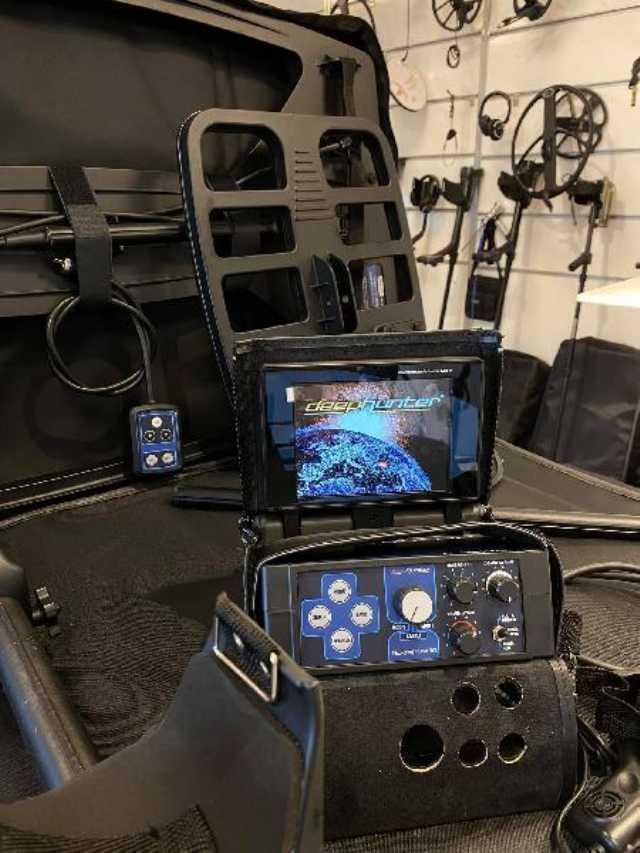 Noktamakro Deep Hunter Pro 4 Başlıklı Teşhir Ürünü Sıfır