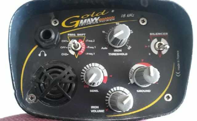 Xp Goldmaxx Power Dedektör 27cm Başlıklı 2.el Dedektör