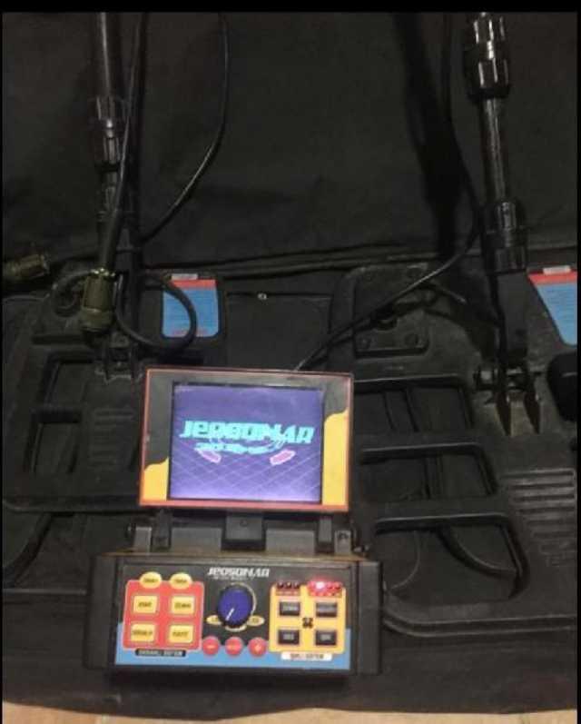 Makro Jeosonar 3d Pro Dedektör Paket 2.el Dedektör