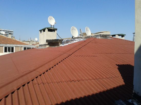 Çatı Tadilat Çatı Aktarma Çatı İzolasyon
