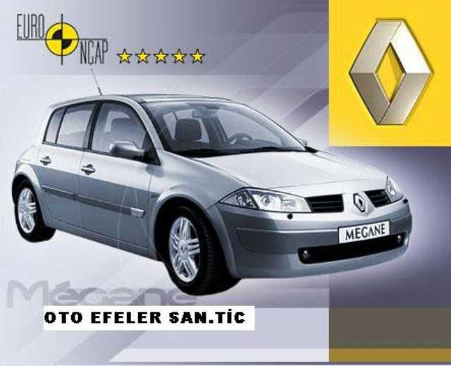 Renault Çıkma Parça Megan Clio Kango Laguna Çıkma Parça Oto Efeler Ankara