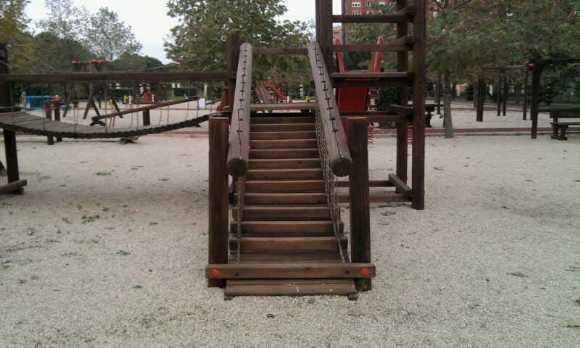 çocuk parkı boyama, oyun alanları boyama, park boyama, bahçe boyama
