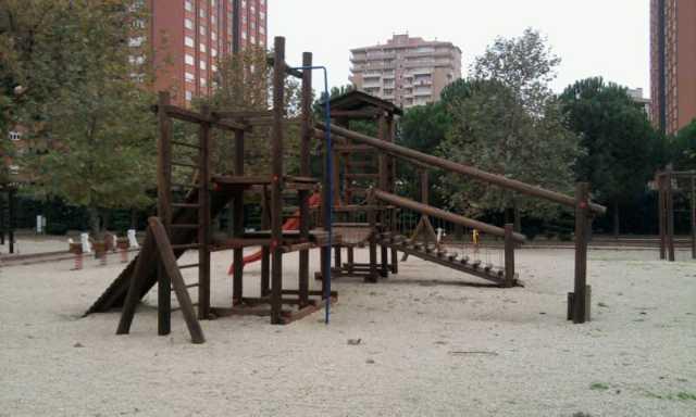 çocuk Parkı Boyama Oyun Alanları Boyama Park Boyama Bahçe Boyama