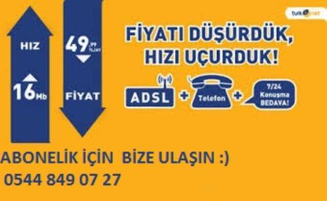 Türknet Fiyatları Düşürdük Hızını Yükselttik