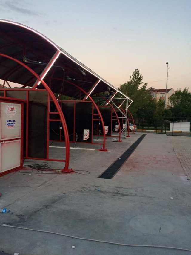 Paralı Köpük Makinesi, Paralı Süpürge Makinesi Self Servis Oto Yıkama İstasyonları
