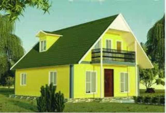 Hafif Çelik Yapılar Villalar Oray Prefabrik A.ş Prefabrik Evler Ve Binalar