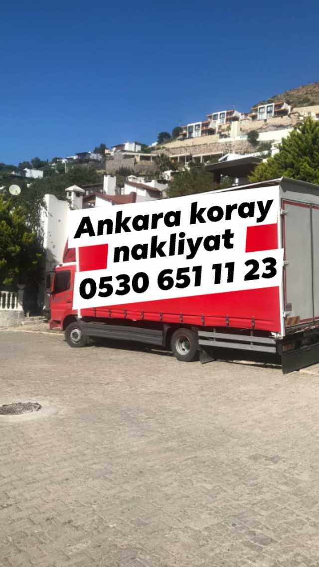 Ankara Koray Evden Eve Nakliyat