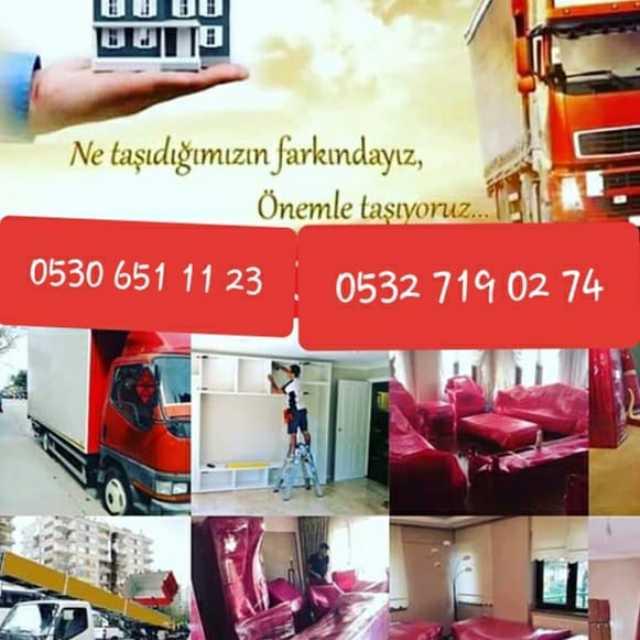 Ankara Antalya Evden Eve Nakliyat Koray Evden Eve Nakliyat