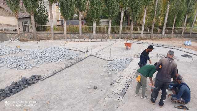 Andezit Dogaltaş Küptaş Granit Doğal Taş Uygulama