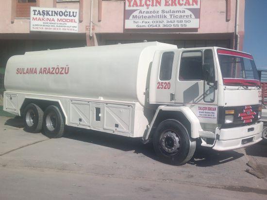Arazoz Satılık Su Tankeri Arazoz Su Tankeri Kiralık Su Tankeri
