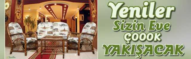 Bambu Life Mobilya Tüm İllerde Bayilikler Verilecektir Otellere Restaurantlara