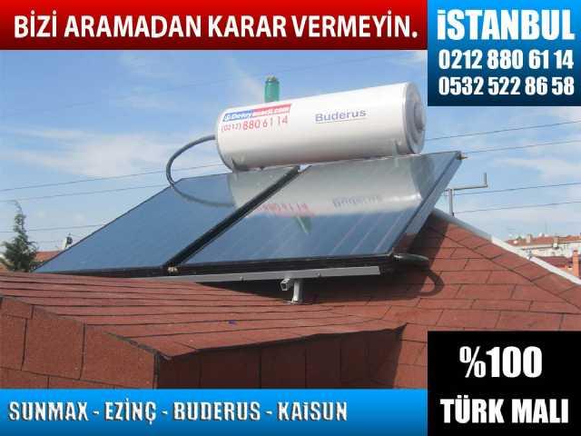 Güneş Enerjisi Sistemleri Servisi Adalar 0532 522 86 58