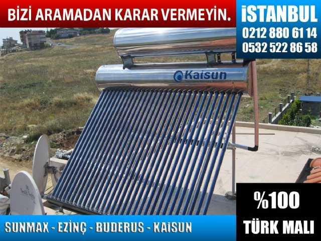 Güneş Enerjisi Sistemleri Satış Servisi Ataşehir 0532 522 86