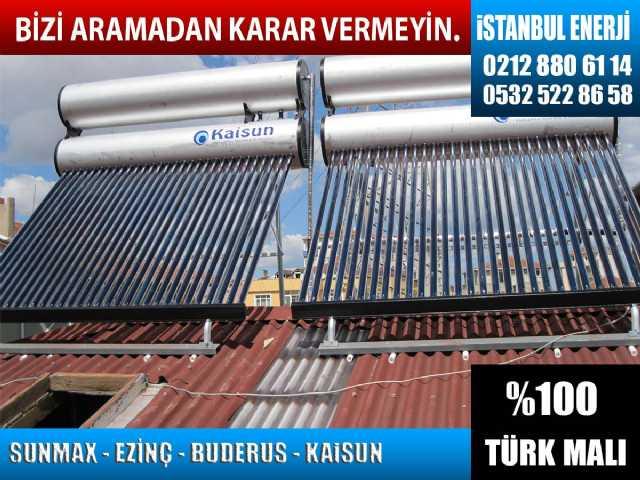 Güneş Enerjisi Sistemleri Satış Servisi Bakırköy 05325228658