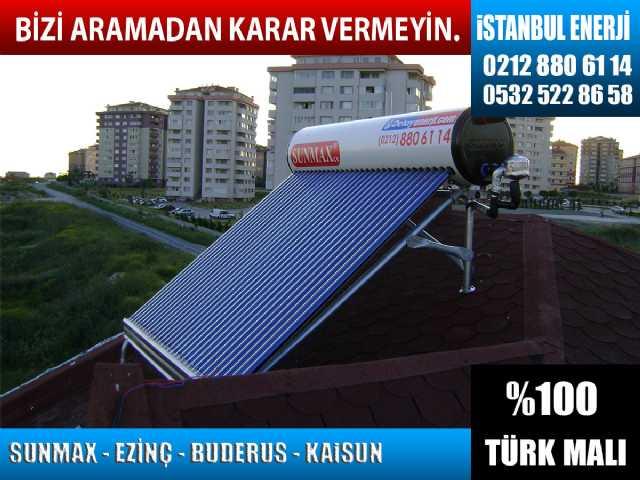 Güneş Enerjisi Sistemleri Servisi Başakşehir 0532 522 86 58
