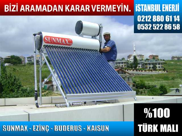 Güneş Enerjisi Sistemleri Servisi Çekmeköy 0532 522 86 58