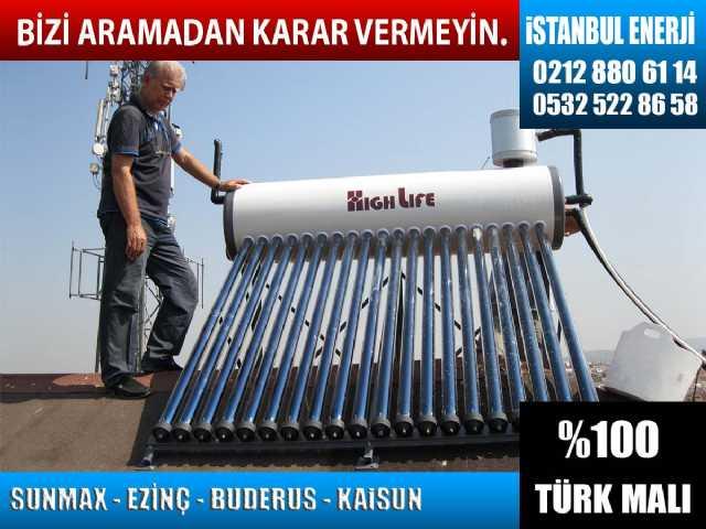 Güneş Enerjisi Sistemleri Servisi Esenler 0532 522 86 58