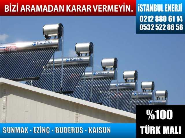 Güneş Enerjisi Sistemleri Satış Servisi Eyüp 0532 522 86 58