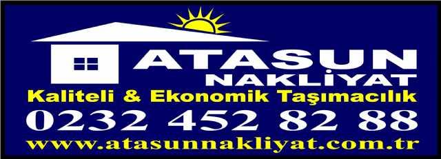 Atasun Evden Eve Nakliyat İzmir Asansörlü Ev Taşıma Firması
