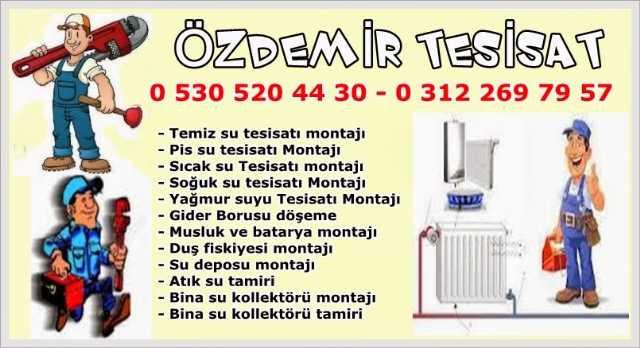 Özdemir Sıhhi Tesisat 0 530 520 44 30
