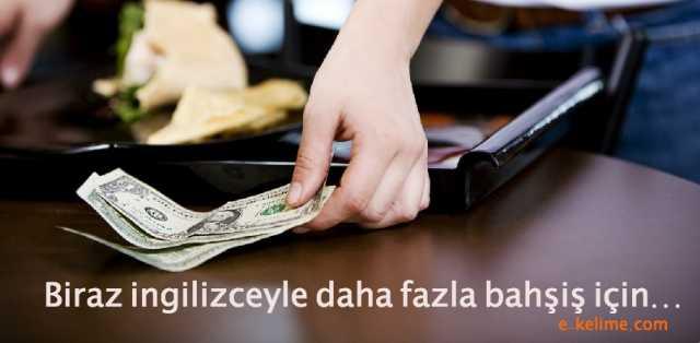 Garsonlar İçin İngilizce