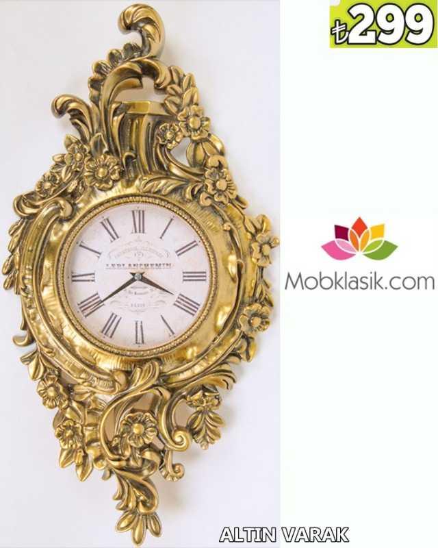 Klasik Duvar Saatleri Özel Tasarım Modeller