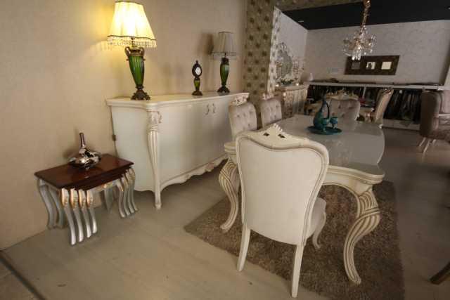 country yemek odası, masif masa,konsol, sandalye, tv ünitesi, büfe