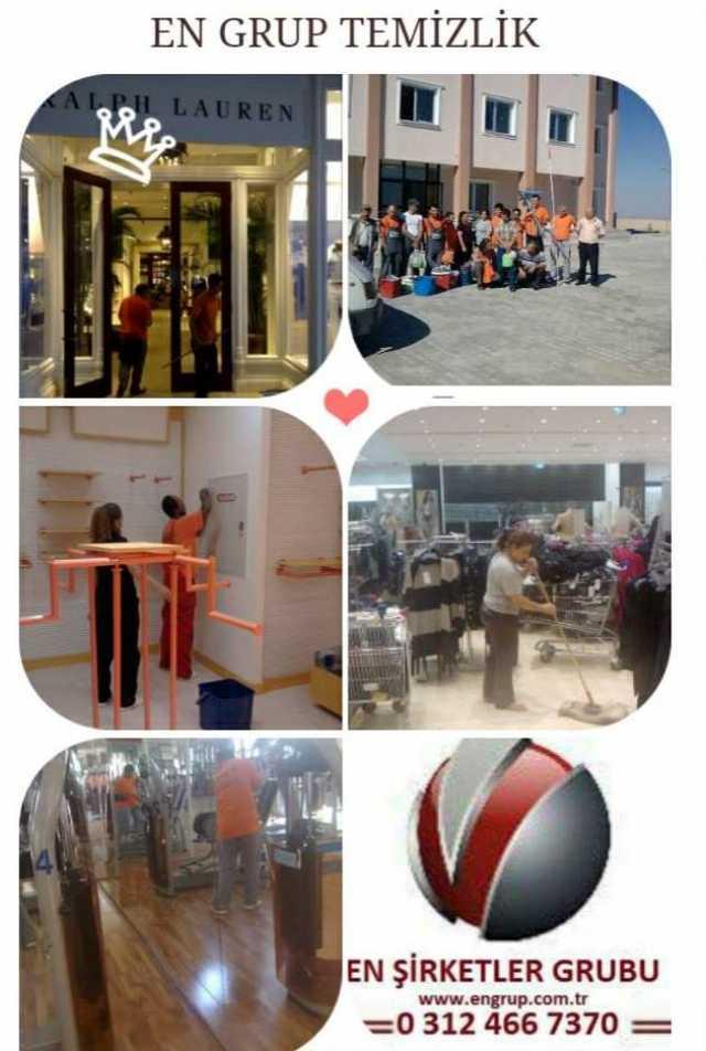Ankara Temizlik Şirketi Ev Ofis Bina Temizlik Hizmetleri
