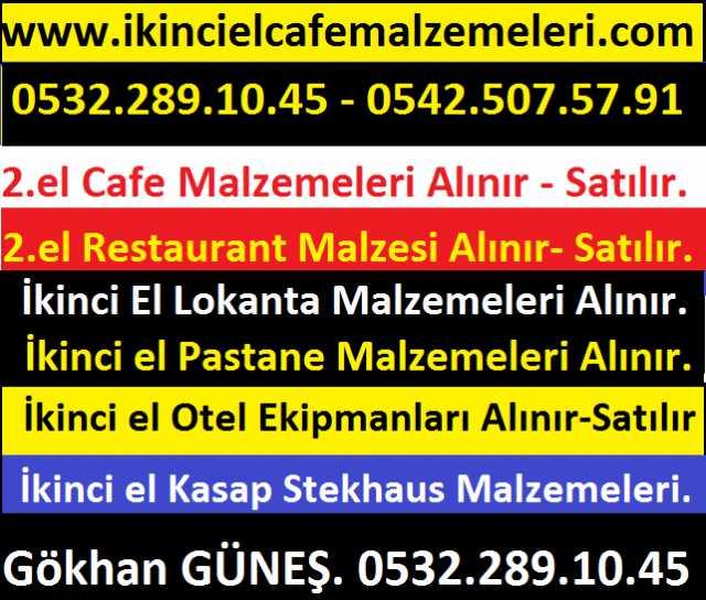 Cafe Malzemeleri Alanlar 2.el Cafe Malzemeleri Alan Yerler