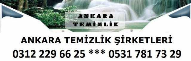 Ankara Dogukan Temizlik Sirketleri Firmaları