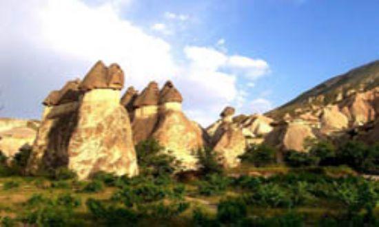 Kapadokya Turları Rezervasyon - 0544 817 37 48