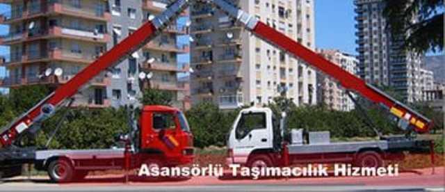 Murat Nakliyat Evden Eve Asansörlü Sigortalı Taşımacılık
