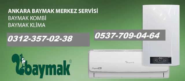 Keçiören Baymak Kombi Servisi Ankara 03123570238