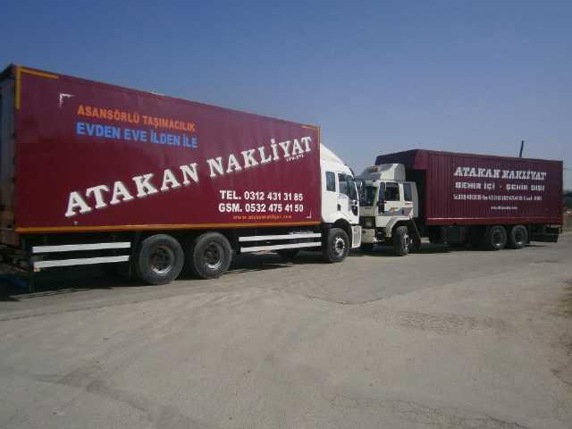Ankara Nakliyat Evden Eve Taşımacılık