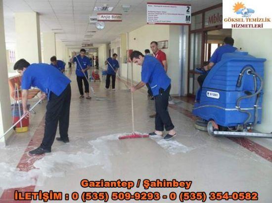 Gaziantep Göksel Temizlik Ev Ofis Bina Temizlik Hizmetleri