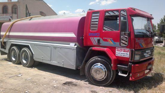 Arazoz Kiralık,satılık Su Tankeri