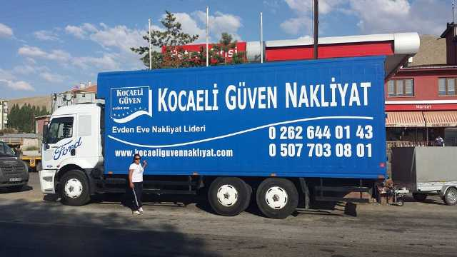 Gebze Evden Eve Nakliyat -0 262 644 0143