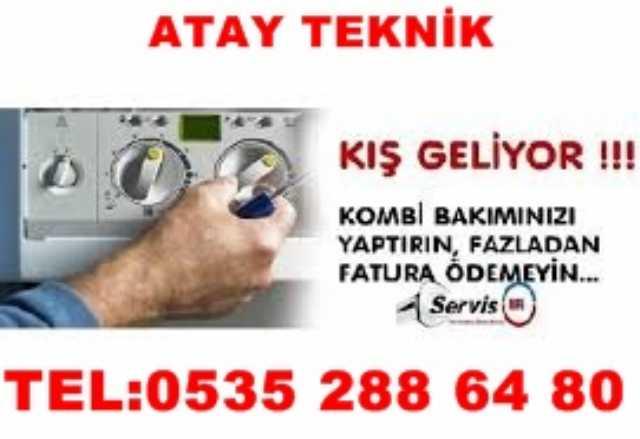 Ankarada Kombi Tamir Ve Bakım Servisi