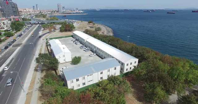 prefabrik konteynerler,prefabrik evler,prefabrik şantiyeler