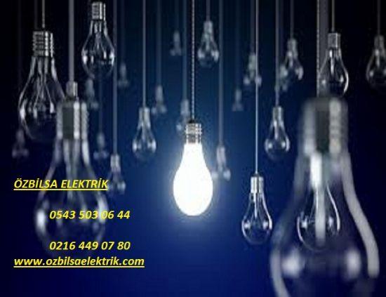 Nişantaşı Elektrikçi 0543 503 06 44 Özbilsa Elektrik