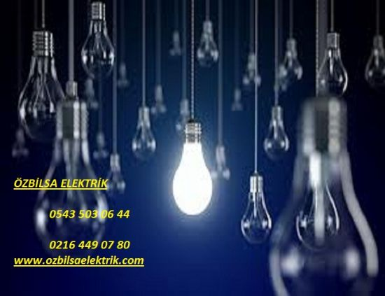 Maslak Elektrikçi 0543 503 06 44 Özbilsa Elektrik