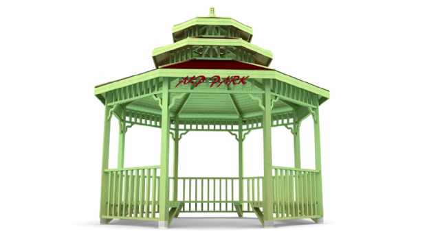 Kamelya Bahçe Mobilyaları Park Mobilyaları Kent Ekipmanları