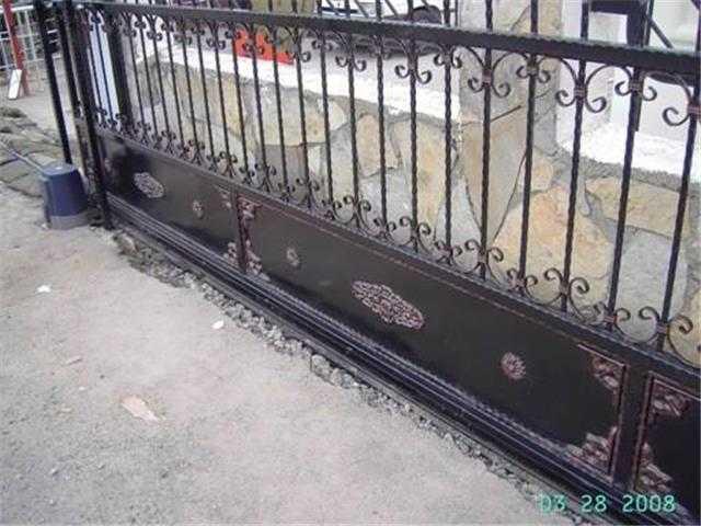 Balgat Bahçeli Öveçler Dikmen Ferforje Kapı Pencere Demirleri