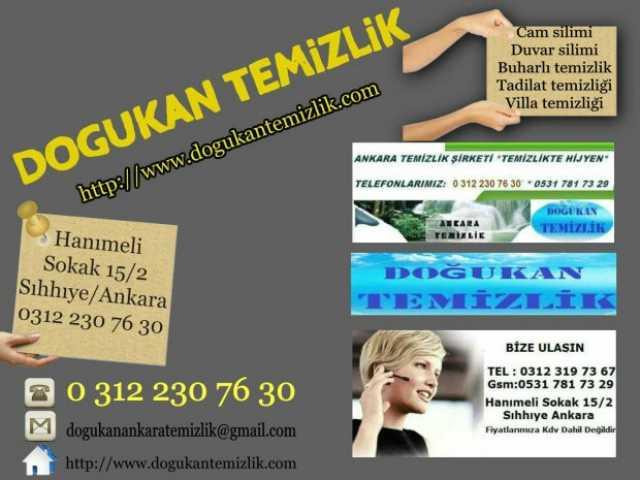 Ankara Ve Temizlik Sirketi Firmaları