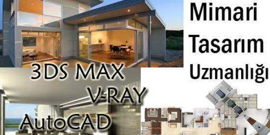 İzmit İç Mimarlık Eğitim Kursu Ve 3ds Max