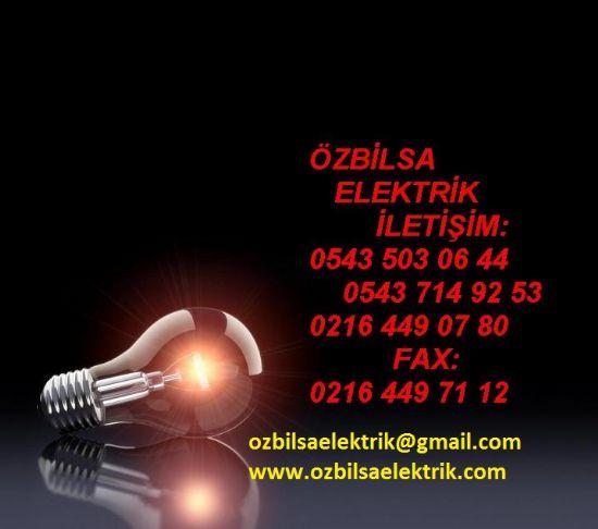 Kadıköy Elektrik Ustası 0543 503 06 44
