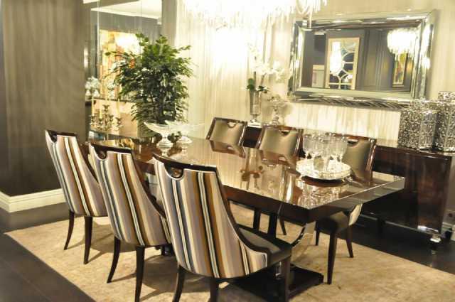 country yemek odası, masa, sandalye, konsol, tv ünitesi, ayna